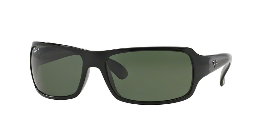 2727d65ec0 Ray-Ban 4075 Black - Ray-Ban - Sunglasses