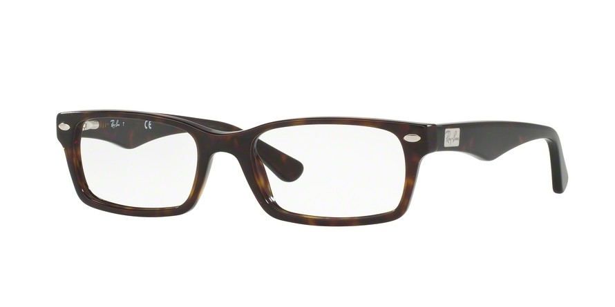 e73176d482fb5 Ray-Ban 5206 Dark Havana - Men s Eyeglasses - Eyeglasses
