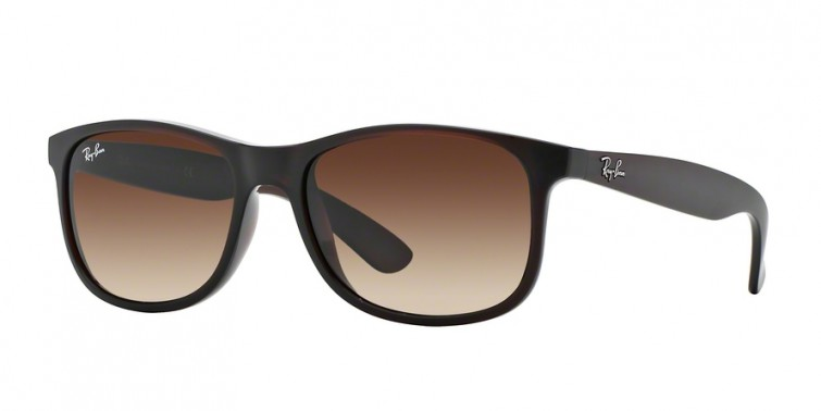 Ray-Ban 4202 Matte Brown
