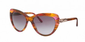 BVLGARI 8143B Brown Orange Fantasy