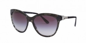 BVLGARI 8158 Variegated Black