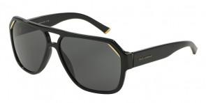 Dolce & Gabbana 4138 Shiny Black