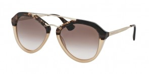 Prada 12QS Brown Havana Grad Brown