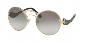 Prada 55TS Antique Gold