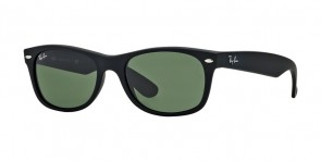 Ray-Ban 2132 Black Rubber
