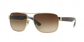 Ray-Ban 3530 Gunmetal/Matte Brown