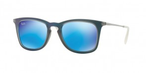 Ray-Ban 4221 Shot Blue Rubber