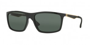 Ray-Ban 4228 Shiny Black