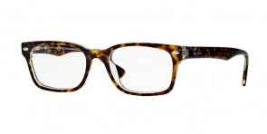 Ray-Ban 5286 Top Havana On Transparent