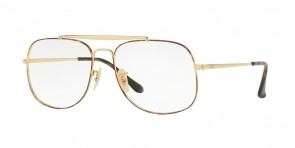 RAY BAN 6389 Gold On Top Havana