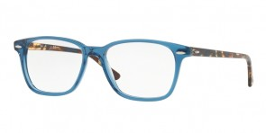 RAY BAN 7119 Shiny Trasparent Blue