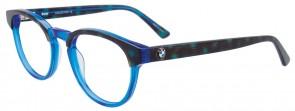 BMW B6045 Blue Camo & Crystal Blue