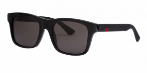 GUCCI 0008S Black Grey