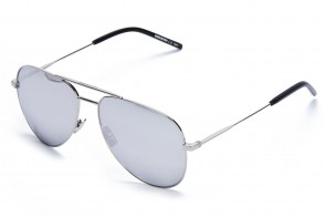Saint Laurent CLASSIC 11 Grey/Silver