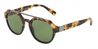 DOLCE & GABBANA 4313F Light Havana/Black