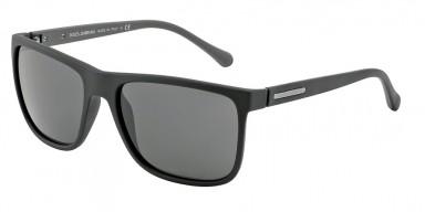 Dolce & Gabbana 6086 Black Rubber