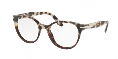 Prada 07TV Spotted Brown Op/Spotted Red