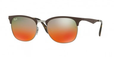 Ray-Ban 3538 Gunmetal/Matte Brown
