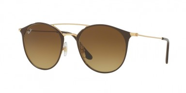 Ray-Ban 3546 Gold Top Brown