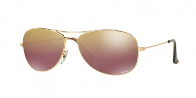 Ray-Ban 3562 Shiny Gold