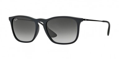 Ray-Ban 4187 Gunmetal Top Red