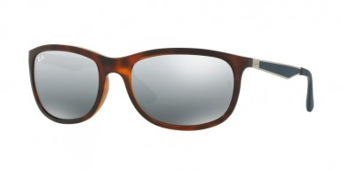 Ray-Ban 4267 Shiny Red Havana