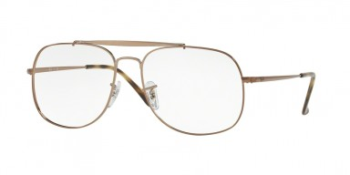 Ray-Ban 6389 Light Brown