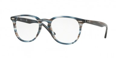 RAY BAN 7159 Blue Grey Stripped