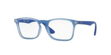 Ray-Ban 1553 Rubber Elettric Blue