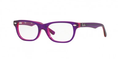 Ray-Ban 1555 Top Violet On Fuxia Fluo