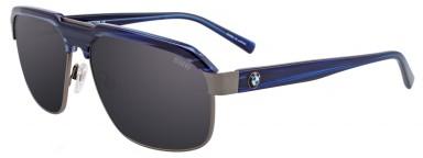 BMW B6527 Blue Marbled & Steel