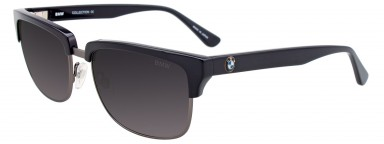 BMW B6528 Black & Steel