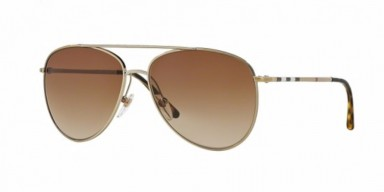 BURBERRY 3072 Gold