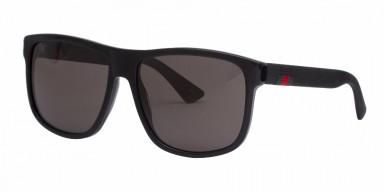 GUCCI 0010S Black Grey