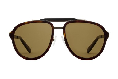 Marc Jacobs 592/S Havana Gold Black