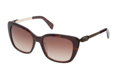 Marc By Marc Jacobs 493/S Dark Havana Gold