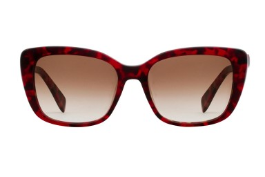 Marc By Marc Jacobs 493/S Havana Burgundy