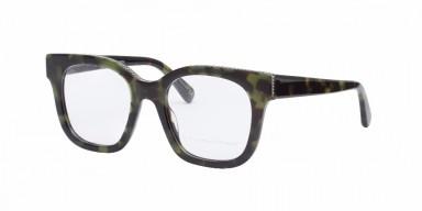 STELLA MCCARTNEY 0009O Green/Tortoise