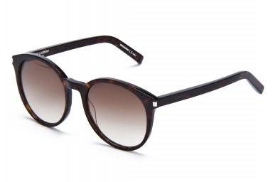 Saint Laurent CLASSIC 6 Black/Brown