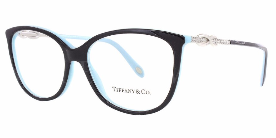 Glasses Frame List : Tiffany&Co. 2143B Black - Eyeglasses