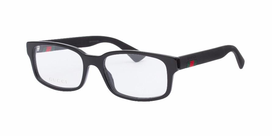 Glasses Frame List : GUCCI 0012O Black - Eyeglasses