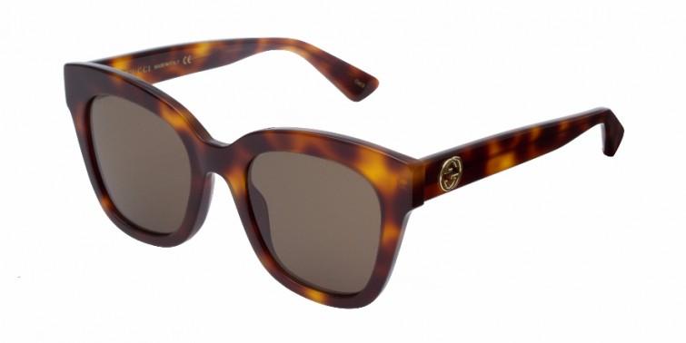 e35a685cc99 Gucci 29 Dark Tortoise - Women s Sunglasses - Sunglasses